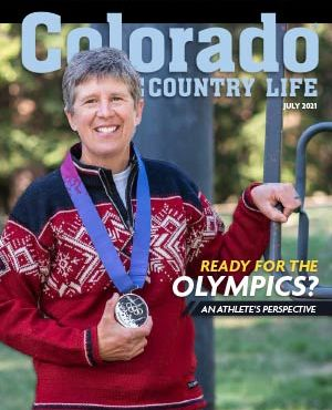 July 2021 Colorado Country Life cover