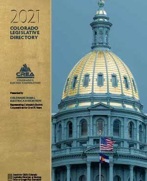 2021 Colorado Legislative Directory