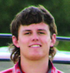 Hayden McGinnis, Buena Vista High School graduate attending Chadron State College