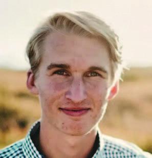 Caleb Richardson, Salida High School graduate attending Grove City College