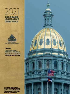 2021 Colorado Legislative Directory