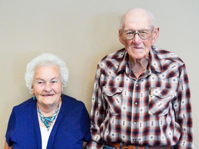 Ruth & Howard Eggleston
